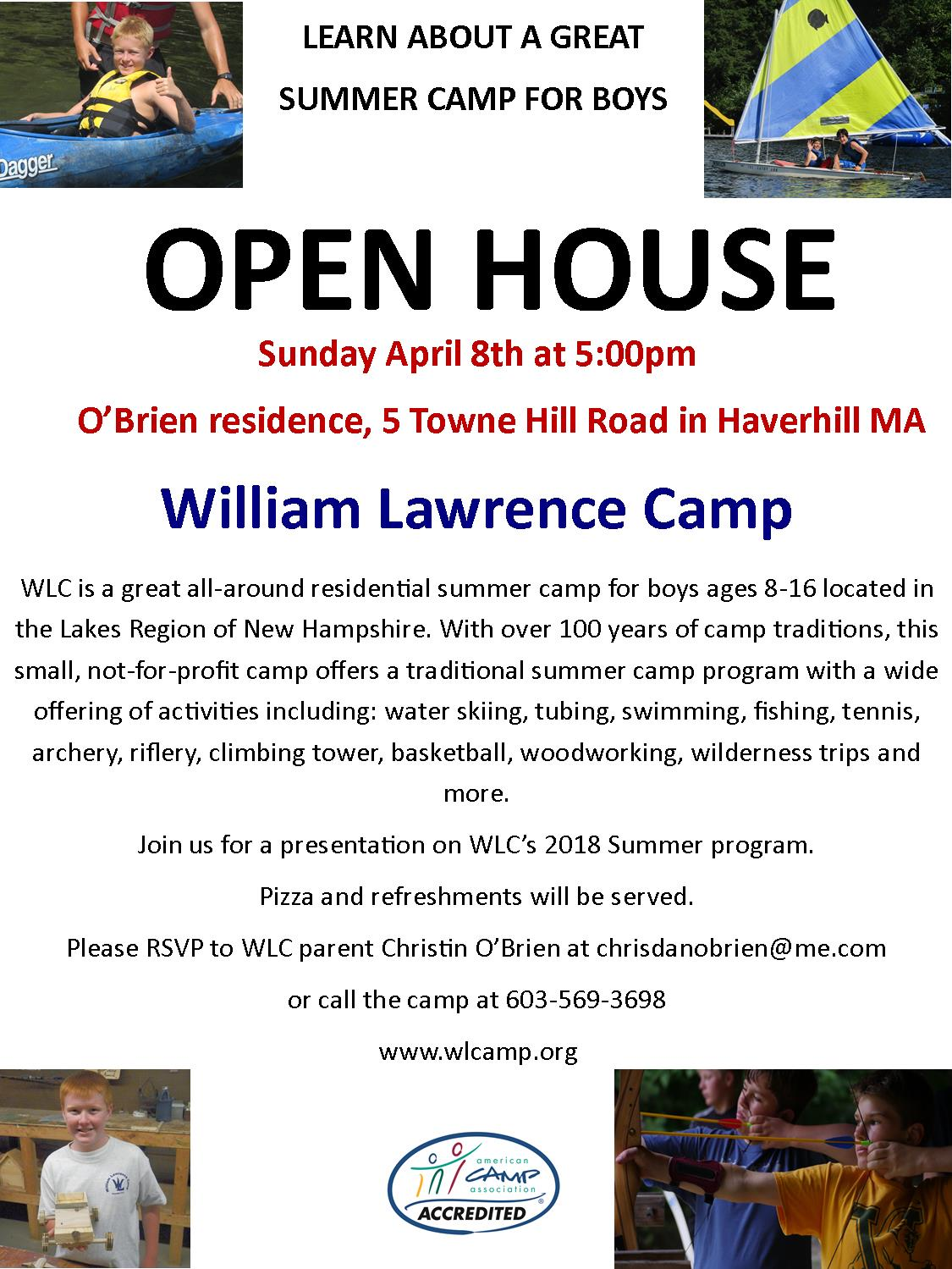 Haverhill Open House