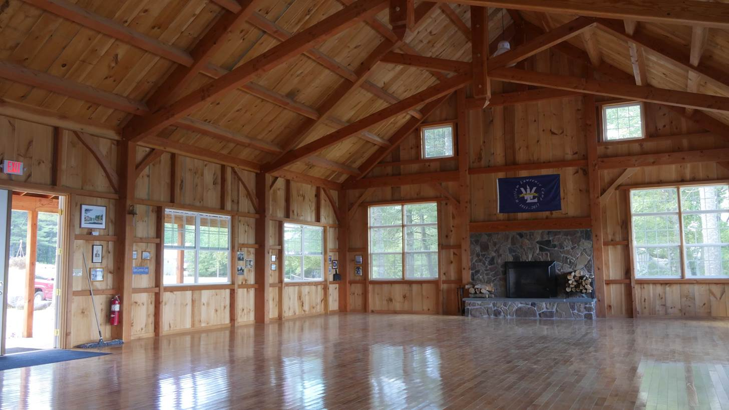 centennial lodge at william lawrence camp